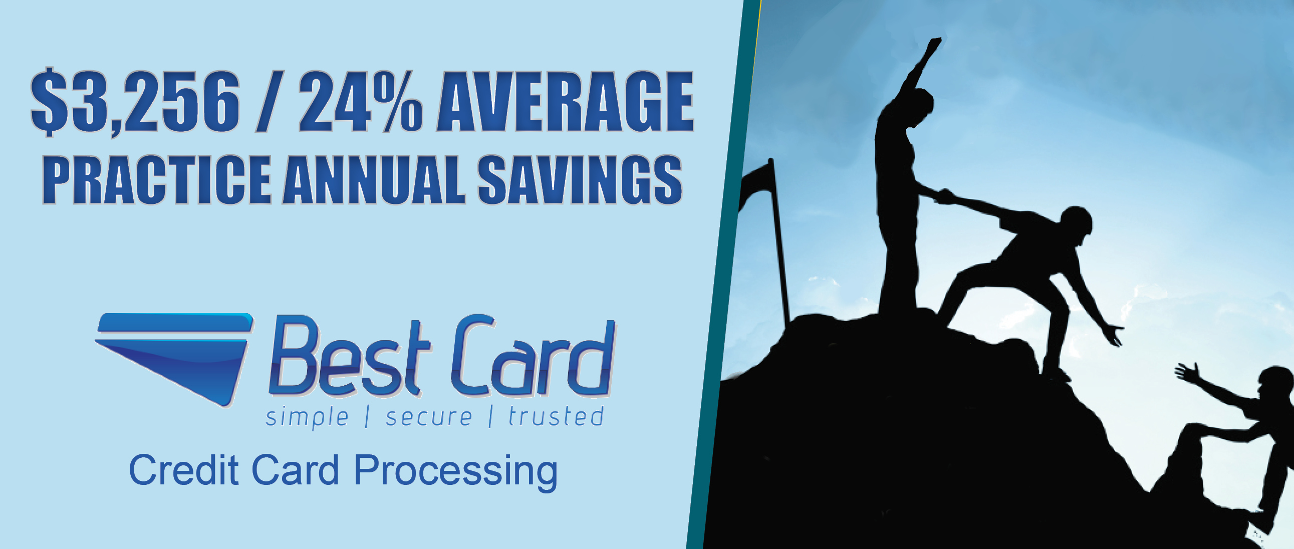 best card credit card processing