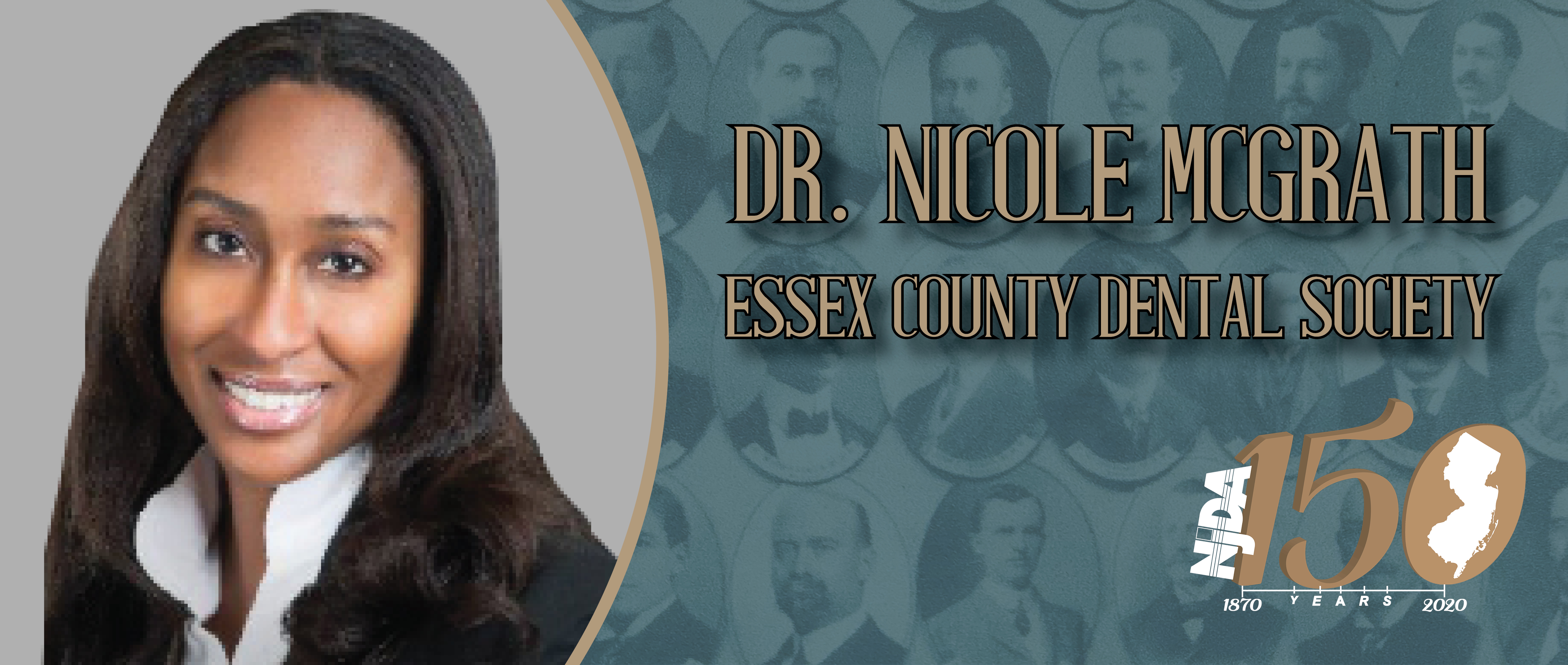 Dr. nicole mcgrath - 150th anniversary honoree