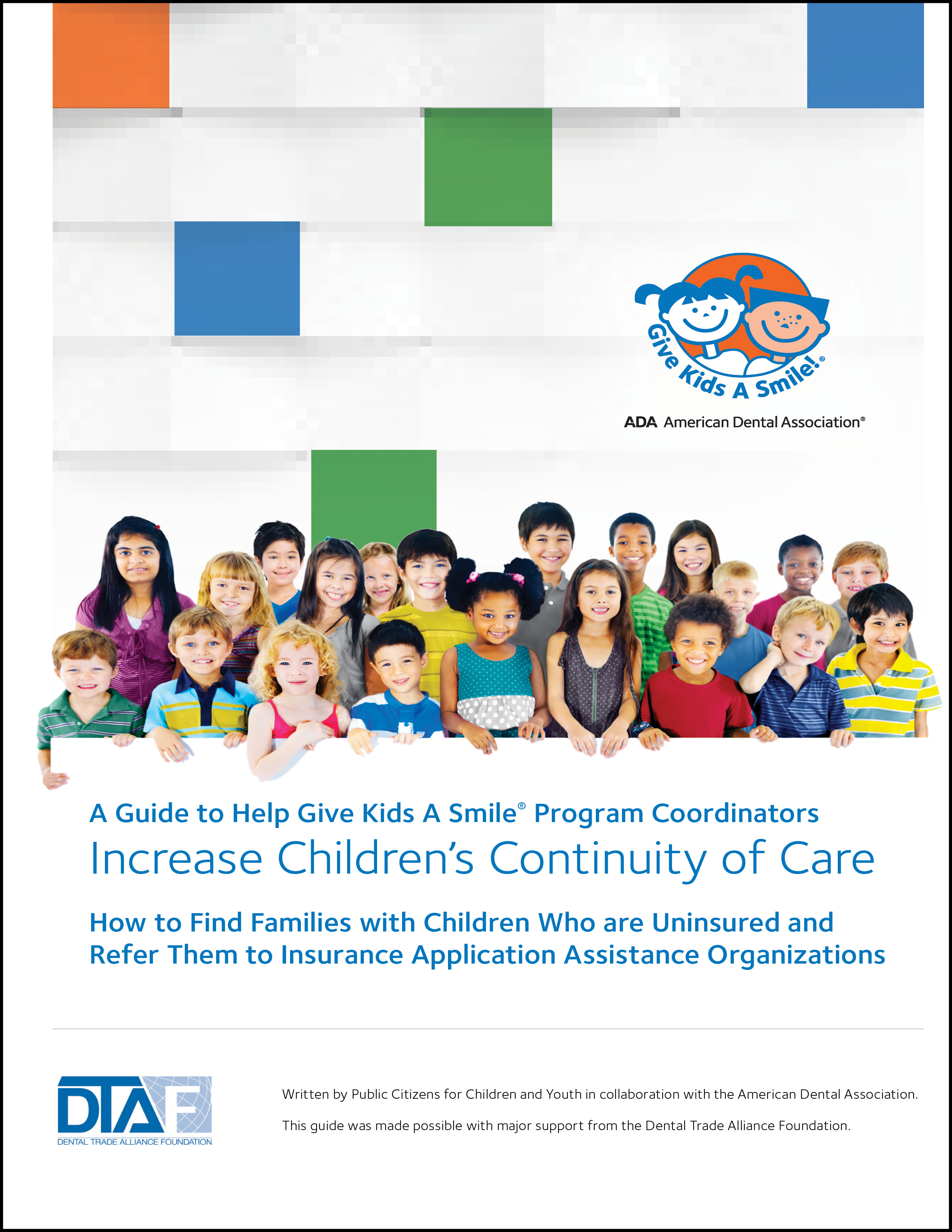 identifying children who need care