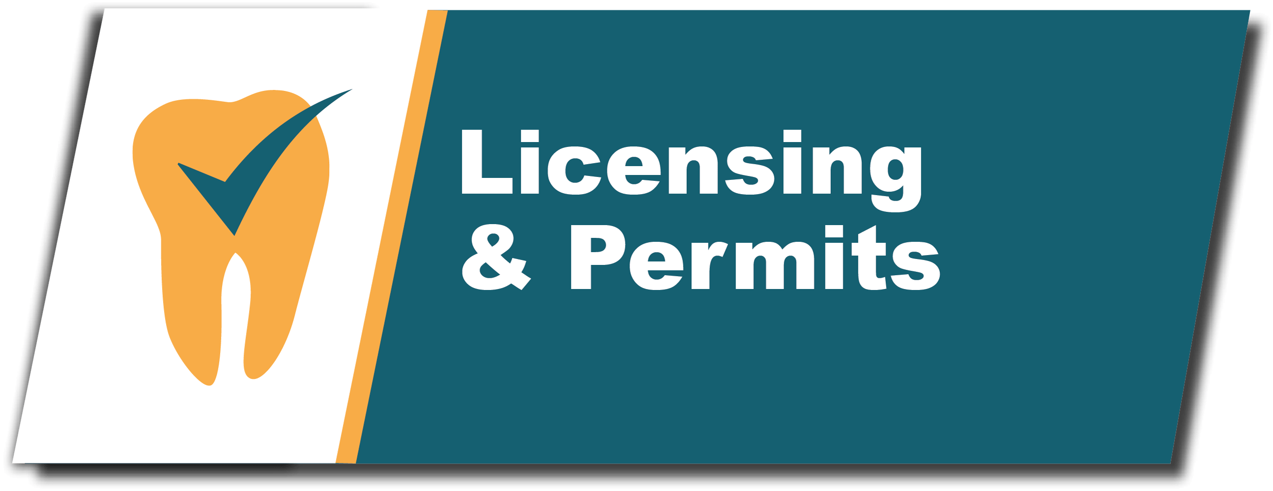 licensing and permits