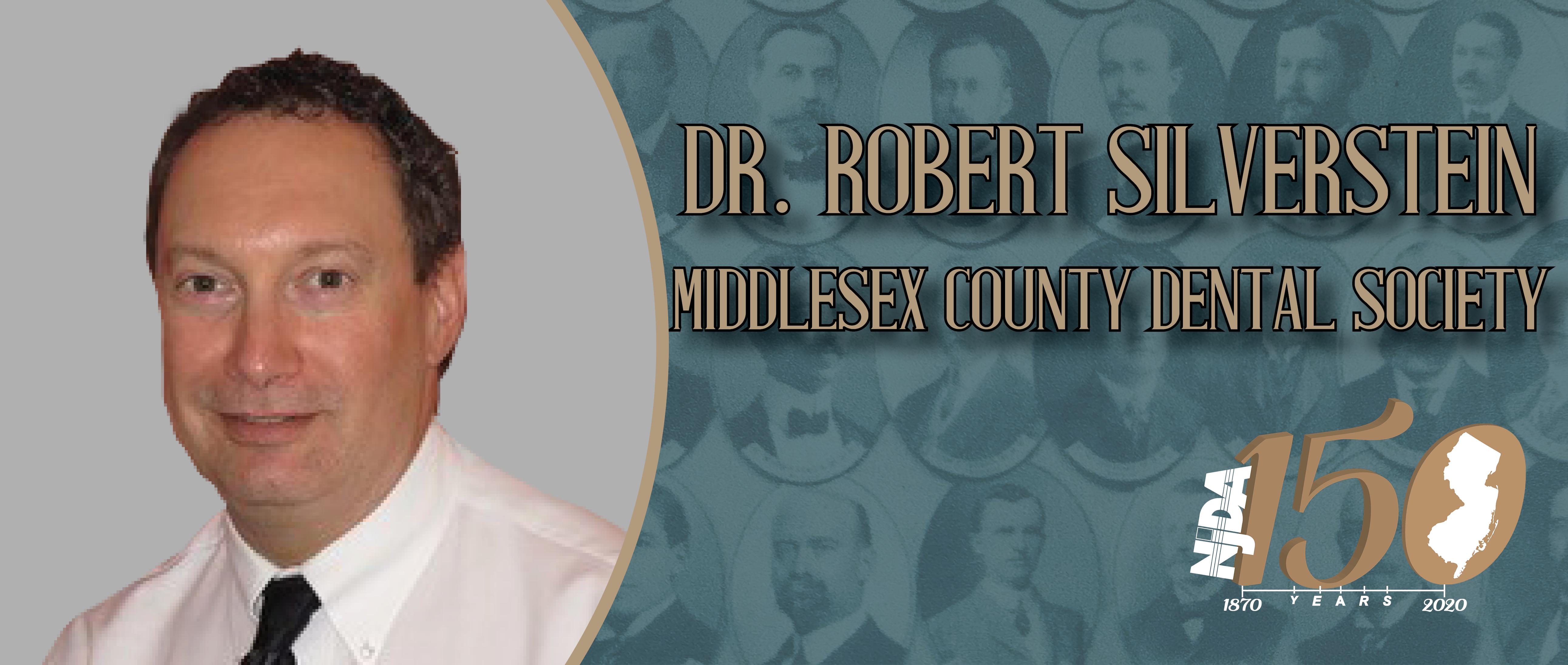 Dr. robert silverstein - 150th anniversary honoree