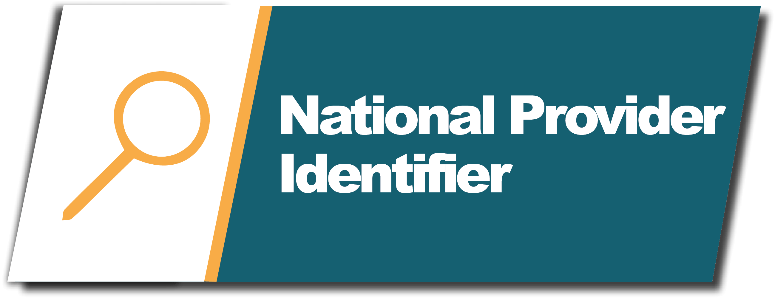 national provider identifer