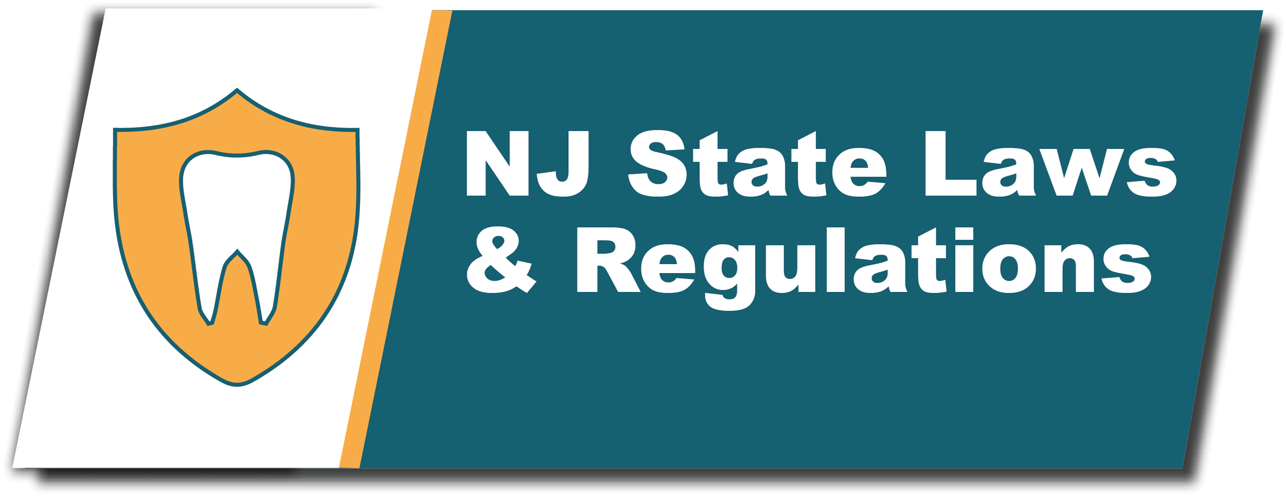 nj state laws and regulations